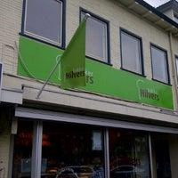 Photo taken at Bakkerij Hilvers Johan De Wittlaan by Nancy M. on 11/16/2011