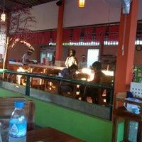 Photo taken at Samurai ramen by thummanoon k. on 11/17/2011
