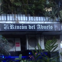 Photo taken at El Rincon Del Abuelo by niTanConde on 6/22/2012