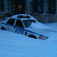 Photo taken at Snowpocalypse 2010 - NY by Nghia N. on 1/2/2011