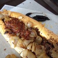 Photo taken at Jim's Steaks by Yan L. on 6/2/2012