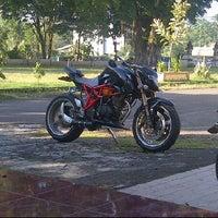 Photo taken at Kantor Kecamatan Bergas by mas_ricke j. on 6/12/2012