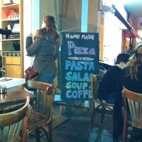 Photo taken at HaPizza by Yulia B. on 2/14/2012