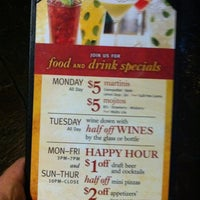 Photo taken at BJ's Restaurant and Brewhouse by George B. on 1/13/2012