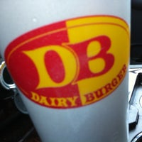 Photo taken at Dairy Burger by aaron g. on 7/4/2011