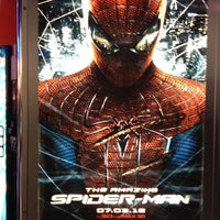 Photo taken at Scotiabank Theatre by Dyann N. on 7/7/2012