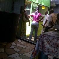 Photo taken at Abuja rice by Eddeh Q. on 5/7/2012