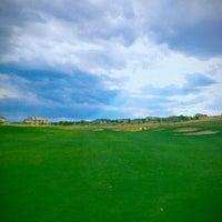 Photo taken at Kings Deer GC by Jordan M. on 7/27/2012