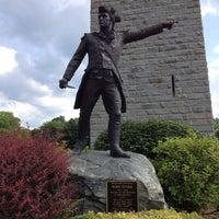 Photo taken at Bennington Monument by Eilish H. on 8/1/2012