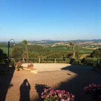 Photo taken at Agriturismo Antico Borgo Poggiarello by Norbert H. on 7/8/2012