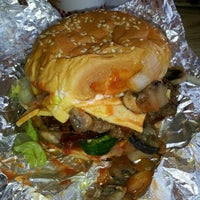 Photo taken at Five Guys by Linje D. on 1/28/2012