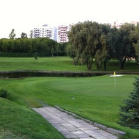 Foto tomada en The Moscow City Golf Club  por Peter S. el 7/23/2011