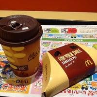 Photo taken at マクドナルド 荒川沖東店 by Yoshita H. on 10/30/2011