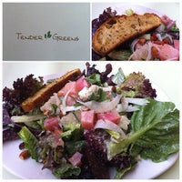 Photo taken at Tender Greens by Andi T. on 1/27/2012
