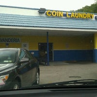Photo taken at Coral Way Lavanderia Coin Laundry by Yudelka C. on 12/17/2011