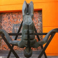 Photo taken at Museo Raúl Anguiano (MURA) by Oasisantonio on 1/22/2012