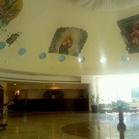 Photo taken at Yasmin Bodrum Resort by eren t. on 7/6/2012