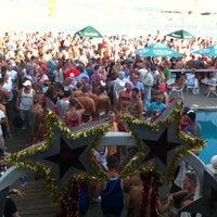 Photo taken at Boat Slip Tea Dance by Paul R. on 8/16/2012
