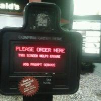 Photo taken at McDonald's by John R. on 7/3/2012