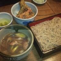 Photo taken at 手打蕎麦 こなや by Nobuyuki O. on 1/17/2012