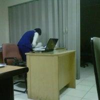 Photo taken at BANK SUMUT PERBAUNGAN by Herry I. on 9/5/2011