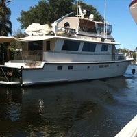 Photo taken at Motor Yacht Desperados by Charley E. on 8/24/2011