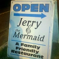 Photo taken at Jerry & the Mermaid by Greg K. on 8/17/2011