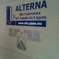 Photo taken at UFM Alterna by Eloísa T. on 1/17/2012