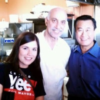 Photo taken at Joe's 24th Street Cafe by @LelandYee on 10/15/2011
