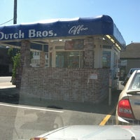 Photo taken at Dutch Bros. Coffee by Alex K. on 9/1/2011