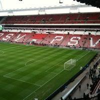 Photo taken at Philips Stadium by Erik B. on 2/27/2011