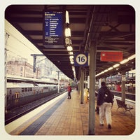 Photo taken at Central Station (Platforms 16 & 17) by Made B. on 1/25/2012