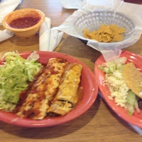 Photo taken at San Marcos Authentic Mexican Restaurante by umesan on 7/26/2012