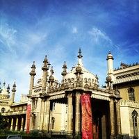 Photo prise au The Royal Pavilion par A M. le9/6/2012
