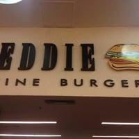 Photo taken at Eddie Fine Burgers by Ivana A. on 8/25/2012