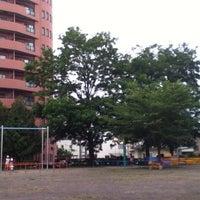 Photo taken at 宮の森ジャンボ公園 by Masquare K. on 7/8/2012