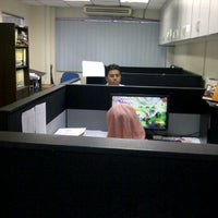 Photo taken at HG Power Transmission Sdn Bhd by Labocy ®. on 2/1/2012