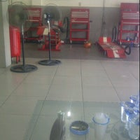 Photo taken at Yamaha Service Centre by Robbie S. on 1/14/2012