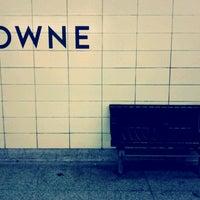 Photo taken at Lansdowne Subway Station by Sarah0s on 11/12/2011