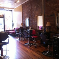 Photo taken at Hair By Alexandra by Jody C. on 7/13/2011