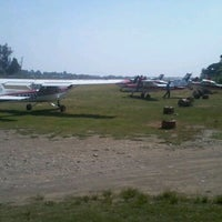 Photo taken at Lingayen Airport by Paolo C. on 4/21/2012