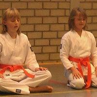 Photo taken at KarateKa by Marieke V. on 12/10/2011