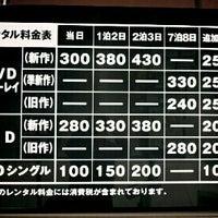 Photo taken at TSUTAYA 積文館書店 江北店 by またじ on 11/26/2011