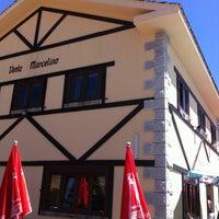 Foto tomada en Restaurante Venta Marcelino por Carmen G. el 7/23/2011