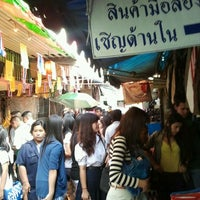 Photo taken at Wang Lang Market by Supawut A. on 12/10/2011