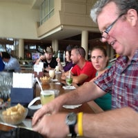 Photo taken at Caribe Hilton Lobby Bar by Ann Michele L. on 5/5/2012