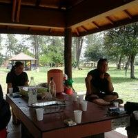 Photo taken at Peranginan Pantai Lumut by Dilen S. on 11/27/2011