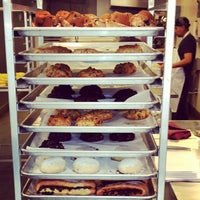 Photo taken at Levain Bakery by HarlemGal -. on 5/14/2012