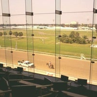 Photo taken at Fair Grounds Race Course & Slots by Rodney D. on 9/15/2011