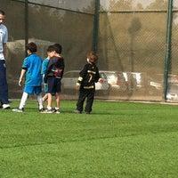Photo taken at ملعب سلوى by Eviltaz S. on 12/17/2011